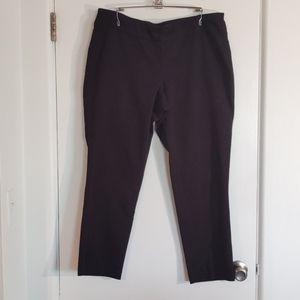 Croft & Barrow Effortless Stretch Pull On Pants